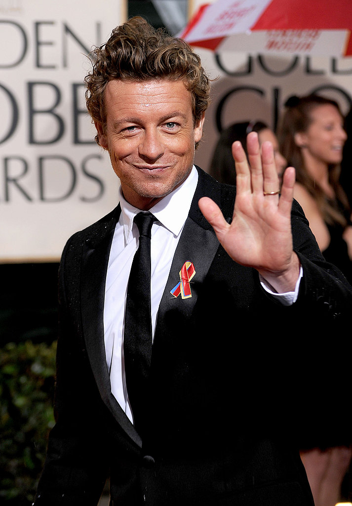 Simon Baker Photos