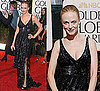 Heather Graham in Elie Saab at the 2010 Golden Globe Awards
