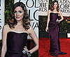 Rose Byrne in Lanvin at 2010 Golden Globe Awards