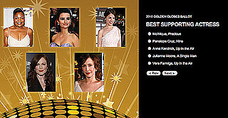 Fill Out a Golden Globes Ballot For a Chance to Win Apple Goodies!