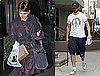 Photos of Shia LaBeouf in LA; Carey Mulligan in NYC