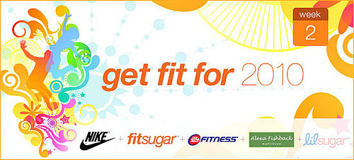 Enter Our Get Fit For 2010 Giveaway: Challenge 2, Fitness Test