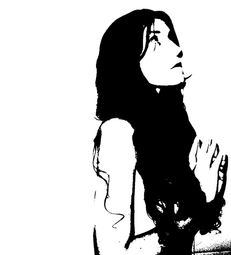 Livin' on a Prayer: Insecurity Over Looks Makes Us Religious?