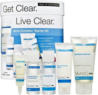 Friday Giveaway! Win a Murad Acne Complex Starter Kit