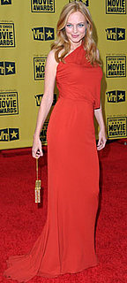 Heather Graham at the 2010 Critics' Choice Awards
