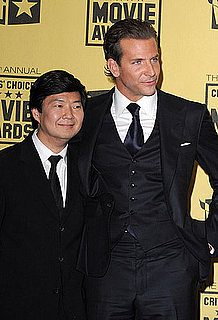 Photos and Quotes From The Hangover Cast at 2010 Critics' Choice Awards 2010-01-15 20:09:41