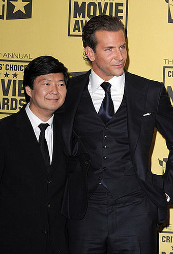 Photos and Quotes From The Hangover Cast at 2010 Critics' Choice Awards