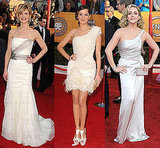 Celebrities in White at the 2010 SAG Awards 2010-01-24 14:22:22