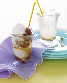 Caramel Apple Sundae Recipe
