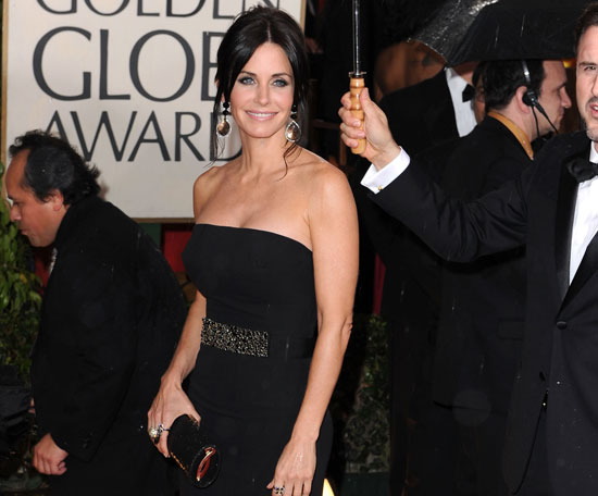 Courteney Cox, 45