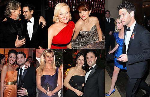 Hundreds of Photos of Golden Globes Afterparties