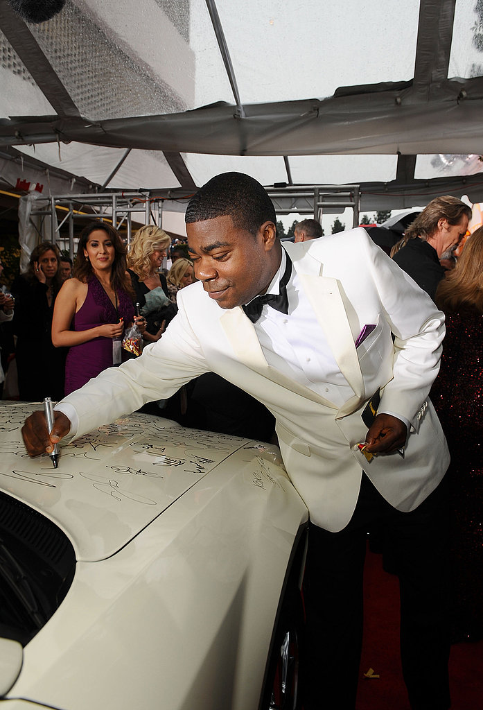 Tracy Morgan Photos