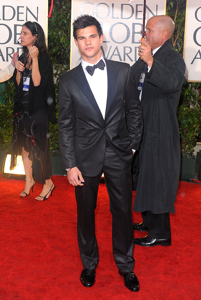 Men Red Carpet Golden Globes 2010 Photos