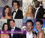 Celebrity Couples at Golden Globe Awards