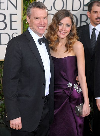 Rose Byrne and Tate Donovan