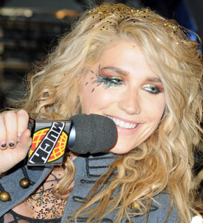 Ke$ha Makeup and Hair Poll