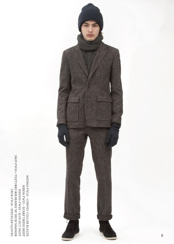 Opening Ceremony Looks To French Naval Officers for Men&#039;s Fall 2010 Collection
