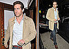 Photos of Ryan Reynolds Leaving Madeo Restaurant in LA