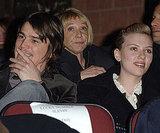 Josh Hartnett had then-girlfriend Scarlett Johansson by his side at the 2005 screening of Lucky Number Slevin.