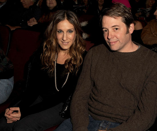 Sarah Jessica Parker and Matthew Broderick left NYC for Utah in 2008 for his movie Diminished Capa