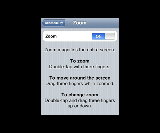 Zoom In on Any Screen