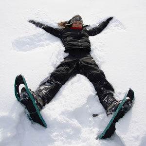 Tips For Snowshoe Running