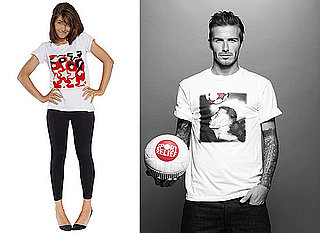 Sport Relief Clothing 2010 Designed by Beckhams