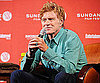 Slide Photo of Robert Redford at the 2010 Sundance Film Festival