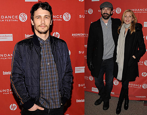 James Franco and Jon Hamm at Sundance Howl Premiere 2010-01-22 08:45:00