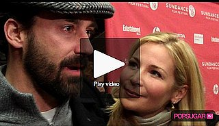 Jon Hamm and James Franco Open Up Sundance