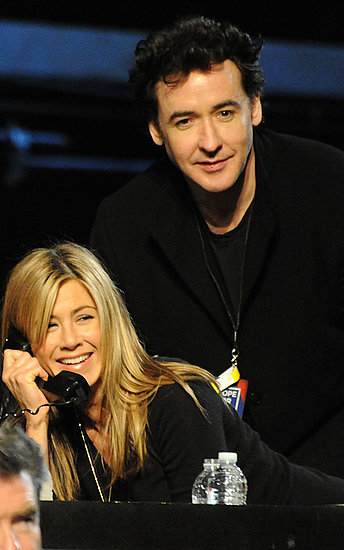 Jen Aniston and John Cusack