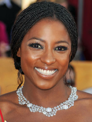 Rutina Wesley at 2010 SAG Awards