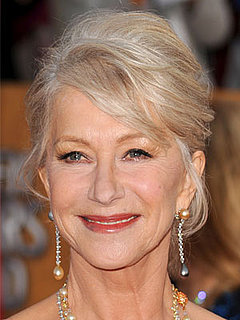 Helen Mirren at 2010 SAG Awards