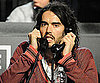 Slide Photo of Russell Brand at the Hope For Haiti Telethon in LA