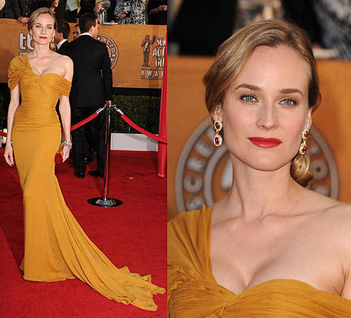 Diane Kruger at 2010 SAG Awards 2010-01-23 17:11:34