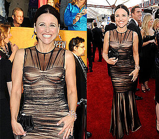 Julia Louis-Dreyfus at 2010 SAG Awards