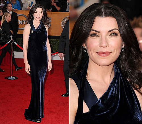 Julianna Margulies at 2010 SAG Awards