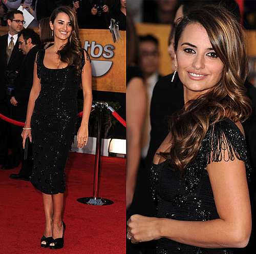 Penelope Cruz at 2010 SAG Awards 2010-01-23 18:03:26