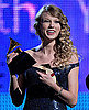 Interview With Taylor Swift in the Grammys Press Room 2010-01-31 21:22:34