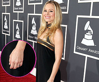 Photo of Kristen Bell's Engagement Ring to Dax Shephard