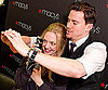 Slide Photo of Channing Tatum and Amanda Seyfried in San Francisco