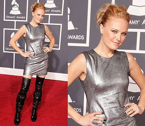 Malin Akerman at 2010 Grammy Awards