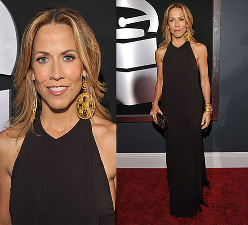 Sheryl Crow in Bottega Veneta at 2010 Grammy Awards