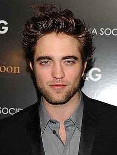 Who Has a Crush on Robert Pattinson?