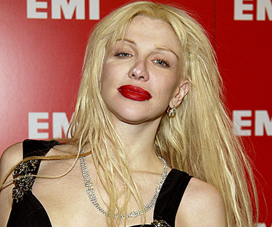 Courtney Love, 2004