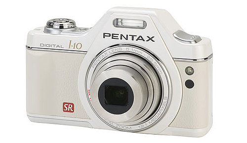 Pentax Optio l-10 Gets Official