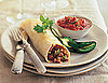 Baked Vegetarian Chimichanga Recipe