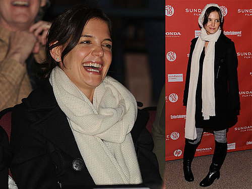 Photos of Katie Holmes At Sundance Premiere and Party for The Extra Man 2010-01-26 10:30:00