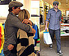 Photos of Peter Facinelli and Jennie Garth Looking Cute Kissing in LA 2010-01-27 07:45:00