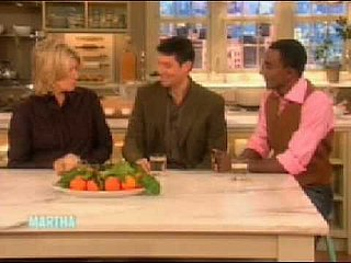 Martha Stewart Calls Kenan Thompson Overweight on the Martha Stewart Show